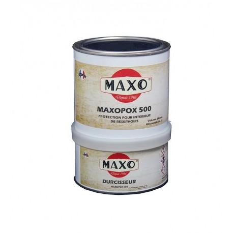 MAXOPOX 500 - réservoir de 17 à 40 litres