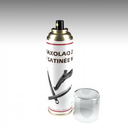 LAQUE ANTIROUILLE NOIRE SATINEE - MAXOLAQ 210
