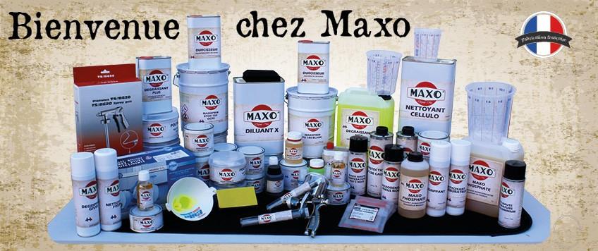 bienvenue chez maxo
